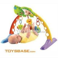 Buy cheap Baby Toys (104) Play gym baby 2 in 1 music from wholesalers
