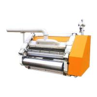 Quality DWZ series of one-sided corrugated board production line for sale