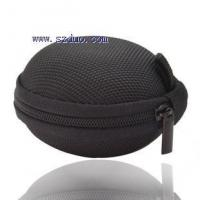 China New Hard Carrying Case Pouch Bag For Headphones Earphones on sale