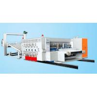 Quality Learn More SYKM 950/SYKM4212 high speed flexo printing and slotting die cutting machine for sale
