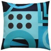 Quality 16 Inch Sublimation Printing Polyester / Cotton Decorative Personalized Pillow Cases for sale