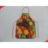 Buy cheap Promotional Heat Transfer Printing Cooking Custom Printed Aprons for Women from wholesalers