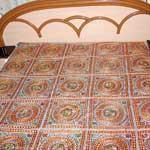 Buy cheap Rajasthani Bedspreads from Wholesalers