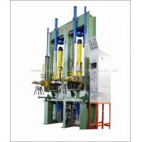 Hydraulic Double-mold Tire Shaping and Curing Press