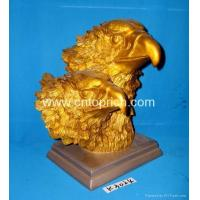 China polyresin eagle statue on sale