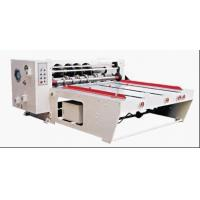 Quality Slotting Slitting and Creasing Machine for sale