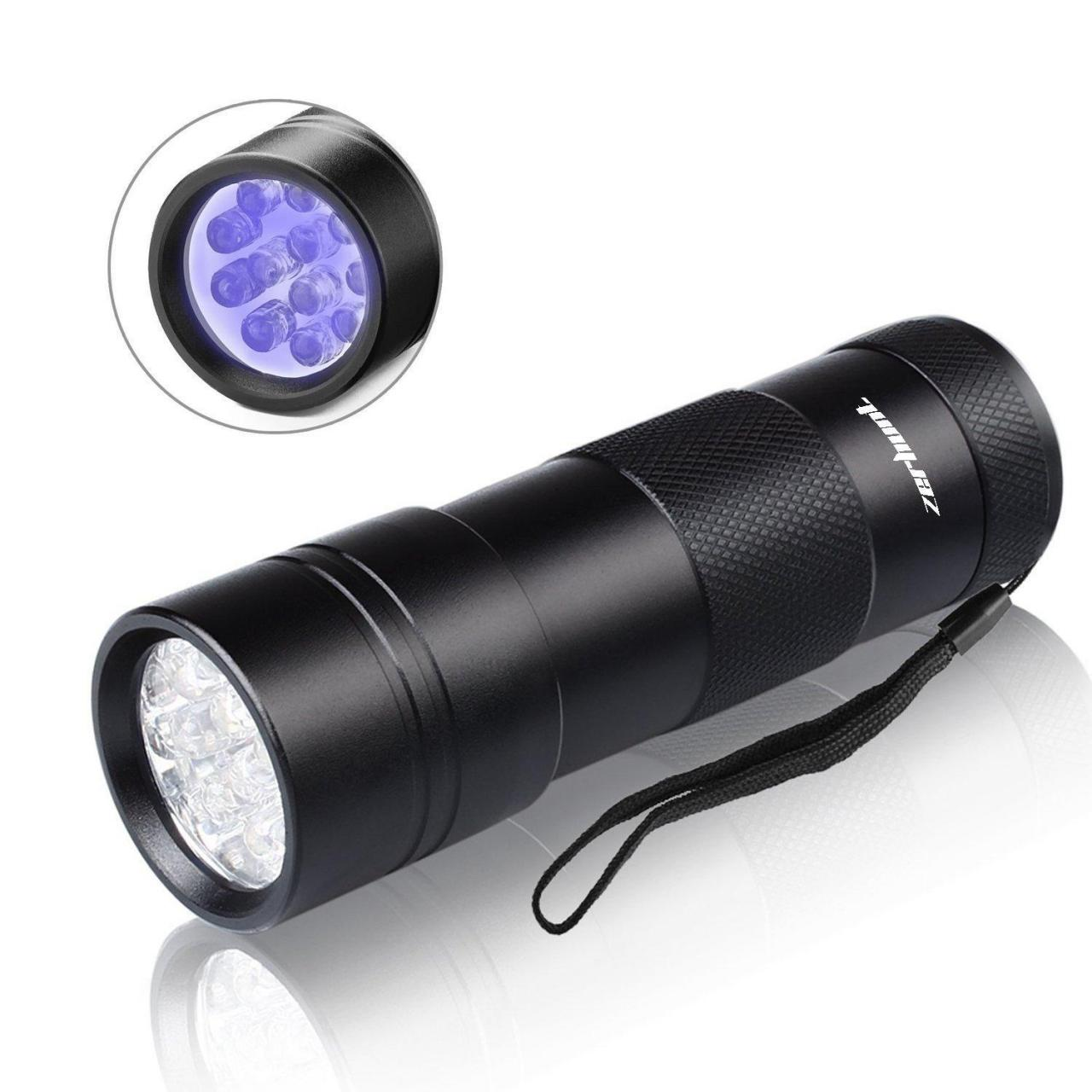 Buy cheap Zerhunt UV Flashlight Blacklight, Dog Urine and Stains Detec from wholesalers