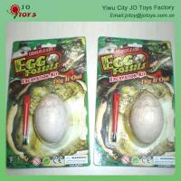 China dinosaur egg hatches toy Dinosaur Egg Fossil Toy on sale
