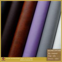 Quality Soft Embossed PVC Sofa Leather for sale