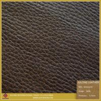Quality Upholstery and PU Synthetic Furniture Material Leather for sale