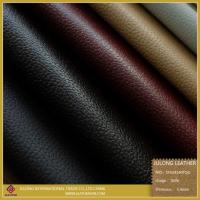 Quality Air Permeation PU Sofa Leather for sale