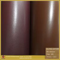 Oil PU Leather for Belt