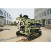 Quality Crawler and Tractor Diesel Deep Rock Hole Drilling Rig for sale