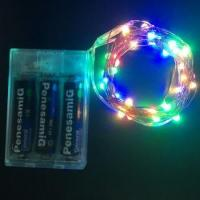 Replaceable Battery Back up String Lights for Diwali