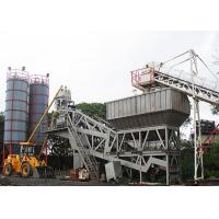 Ready-mixed Concrete Mixing Plant Integral Mobile Concrete Mixing Station