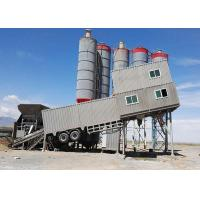Ready-mixed Concrete Mixing Plant Green Mobile Concrete Mixing Station
