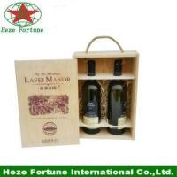 China factory price customizabel wooden boxes