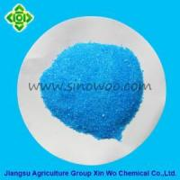 Quality nutritional supplement Copper Sulphate food grade for sale