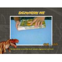 China Toys & Hobbies Glow Dinosaur in Egg Excavation Kit/Dig it Out Toys on sale