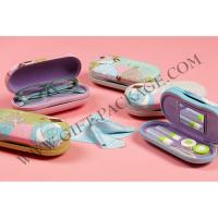 Double Layer Function Eyeglasses Case