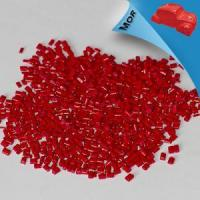 Red masterbatch for plastic vacuum forming products