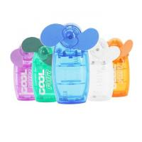 Quality Promotional Gift Mini Plastic Hand Held Fan(B2065) for sale