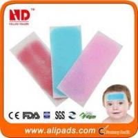 Quality Physically gel cooling patch for baby and adults Fever reducing for sale