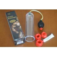 Buy cheap High Vacuum Panis Enlargement Pump With Ball Physical Therapy For Dick Bigger from wholesalers