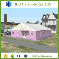 Low cost and high quality Prefabricated Portable Modular Homes For Sale