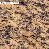 Quality China Granite tiger yellow for sale