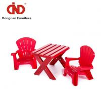 Quality Outdoor Little Table Picnic Desk Chairs for Kids Childrens for sale