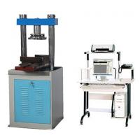 China Concrete Flexural Strength Testing Machine on sale