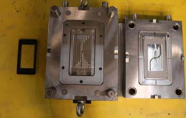 Buy Nylon+GF Pp Pc Abs Plastic Moulding Toy Injection Mold Manufacturer at wholesale prices