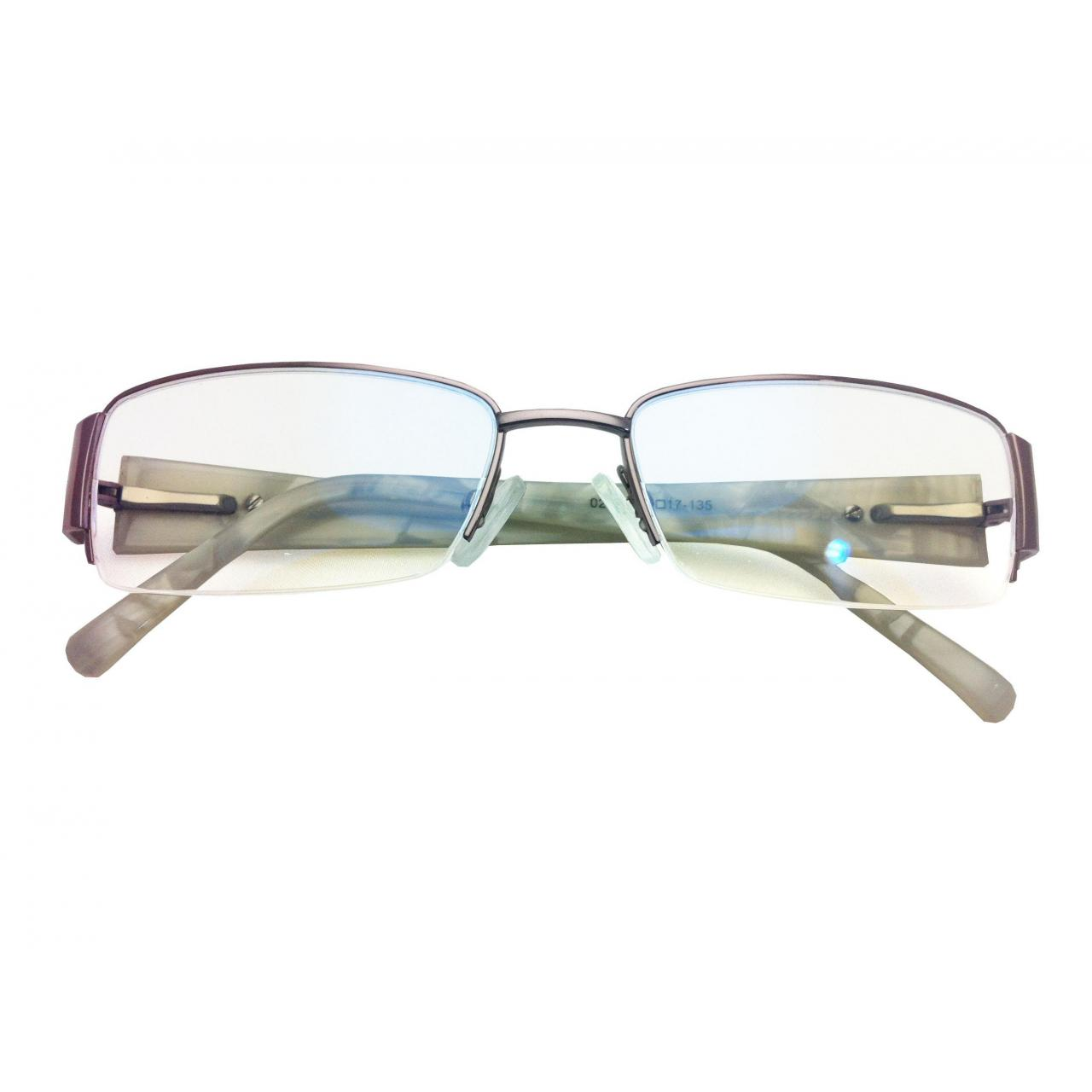 metal eyeglasses frame 02015