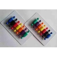 Quality Office Magnets/Magnetic Stationery Skittle Magnets for sale