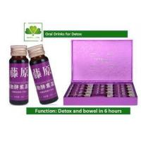 China Lose Weight Fast Natural Detox Drinks Herbal Formula Health Fruit Enzyme Drink Diet on sale