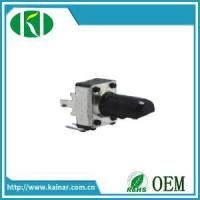 Quality 9mm Rotary Potentiometer with Insulated Shaft Wh9011-1 for sale