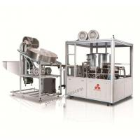 China Automated UV Paint Spray System Equipment for Plastic and Metal Bottle Cap on sale
