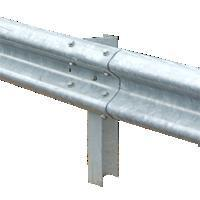 Buy cheap Road and Bridge Materials Steel Highway Guardrail from wholesalers