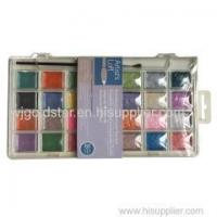 Buy cheap Pearl Watercolor Paint 28 colors in Plastic Box for Painting from wholesalers