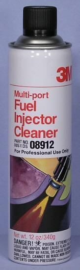 Buy 2 Cans 3M 08912 Multi-Port Prof. Fuel Injector Cleaner at wholesale prices