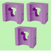 Quality 3 MedLine Adult-Size Foam Supportive HEAD POSITIONER 9x8x4.5 / NON081144 for sale