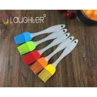 Quality Colorful Silicone Pastry Barbecue Brush food smear tool for sale