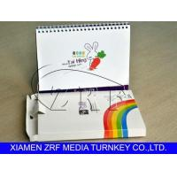 Quality Custom Made Personalized Desk Calendars Printing for sale