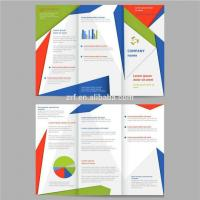 Quality Business Promotional Color Flyers Printing for sale
