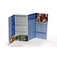 Quality Professional Custom Color Brochures / Pamphlets Printing for sale