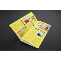 Quality Large Format Custom Posters/Catalog Printing for sale