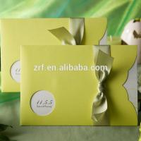 Quality Customized Standard A4 Sizes A5 Paper Square Colored Envelopes for sale