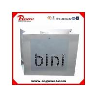 Competitive price and quality led light paper shopping bag