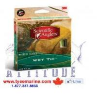 Quality SCIENTIFIC ANGLER Mastery Sink Tip Fly Line Wet Tip V in Canada for sale